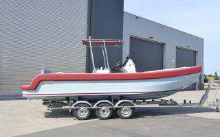 Superyacht Multitender 730
