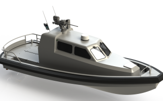 Fast Assault Craft FAC1103