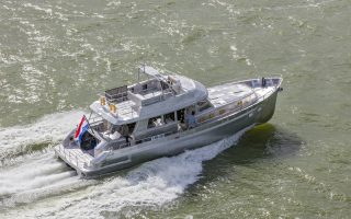 BN219 De Vries-Lentsch DVL1590 pilot