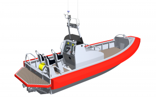 Fast Rescue Craft FRC702