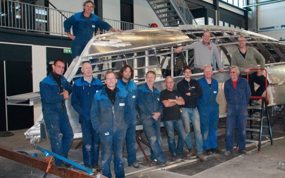 Habbeke crew