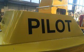 Fast Launch Craft FLC8.0 PILOT