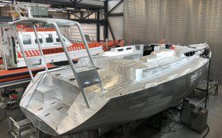 BN207 48feet sailing yacht