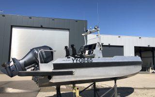 BN229 FCB650 patrol